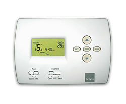 Gas Ducted Heating Controller