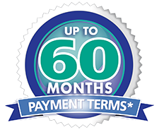 60 month Payment terms logo