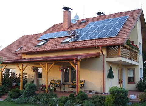 Suntech Residential Soalr Installation