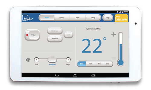 MyAir Controller image