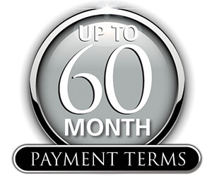 Up To 60 Month Payemnt Terms