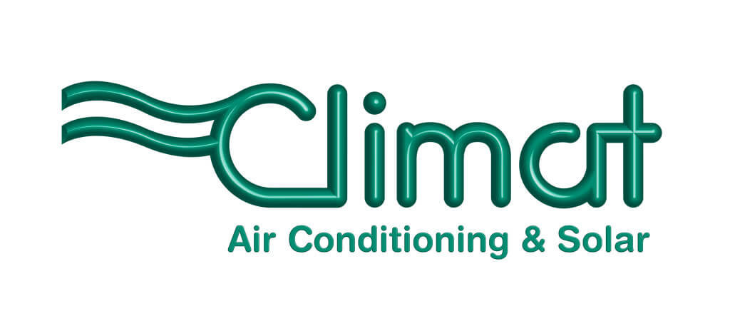 Climat Air Conditioning & Solar Logo