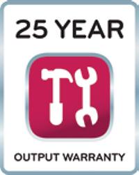LG 25 Yr Warranty icon