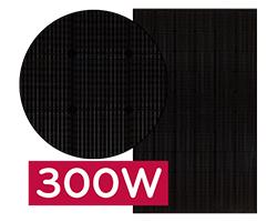 LG300N1K LG Neon 2 Black Solar panel