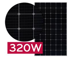 LG320N1C LG Neon 2 Solar panel