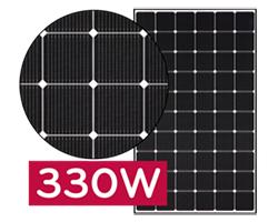LG330N1C LG Neon 2 Solar panel